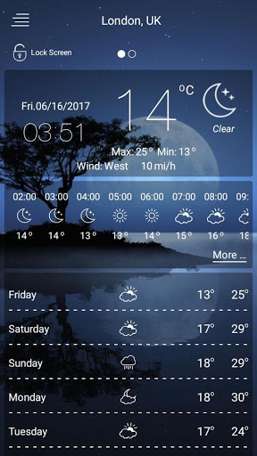weather forecast 51 screenshots 6