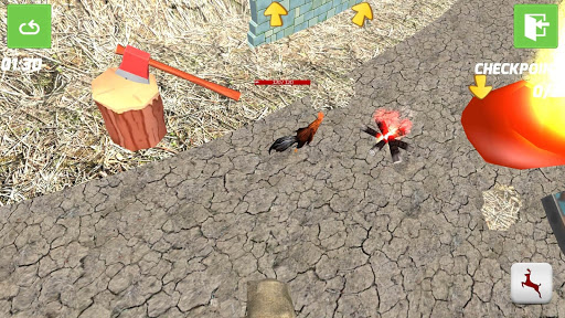 Angry Rooster Simulator screenshots 2