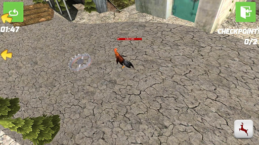 Angry Rooster Simulator screenshots 5