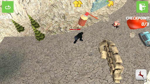 Big Gorilla Simulator screenshots 2