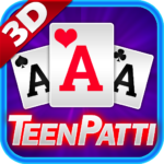 Download Full Junglee Teen Patti 3D  APK MOD Unlimited Gems