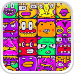 Download Full Wood Faces MOD APK Unlimited Gems