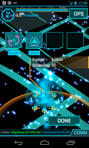 Ingress screenshots 3