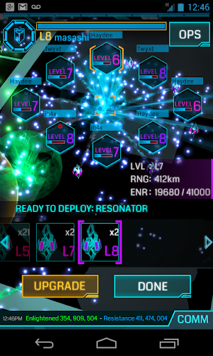 Ingress screenshots 4