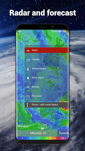 Local Weather Forecast amp Real-time Radar 10.3.8.2381 screenshots 2