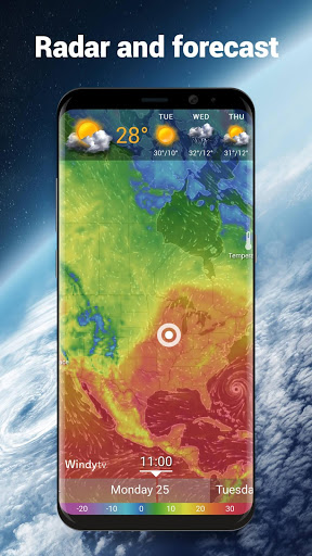 Local Weather Forecast amp Real-time Radar 10.3.8.2381 screenshots 3