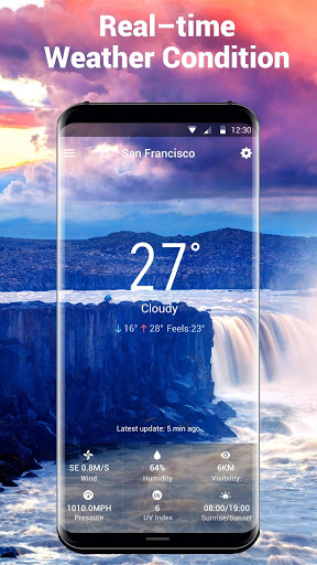 Local Weather Forecast amp Real-time Radar 10.3.8.2381 screenshots 5