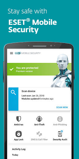 Mobile Security amp Antivirus screenshots 1