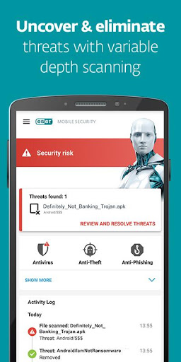 Mobile Security amp Antivirus screenshots 2