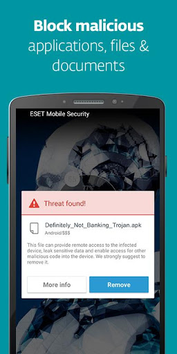Mobile Security amp Antivirus screenshots 3
