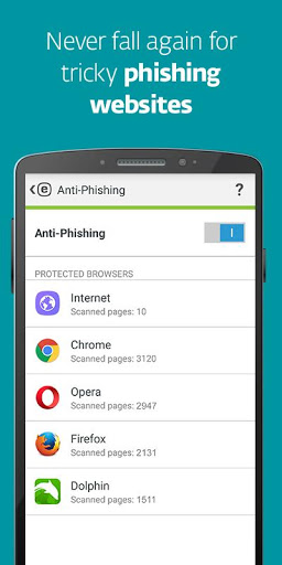 Mobile Security amp Antivirus screenshots 5