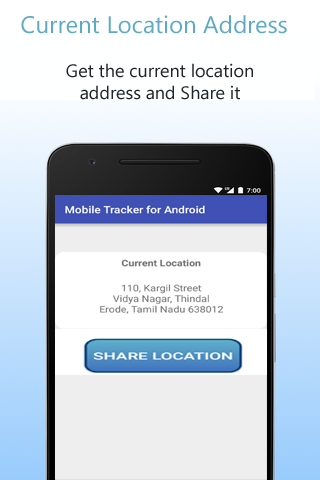 Mobile Tracker for Android screenshots 4