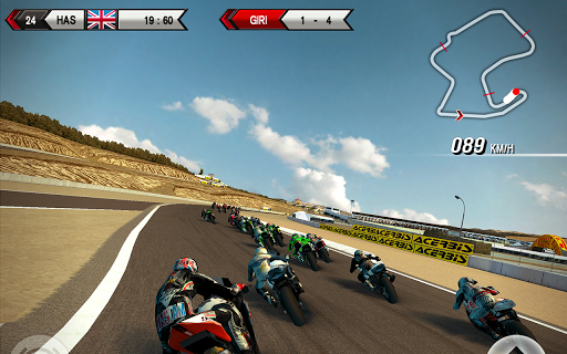 SBK15 Official Mobile Game screenshots 5