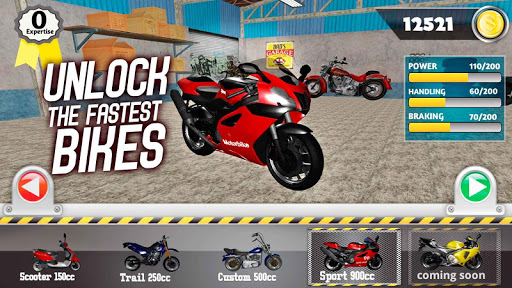 Speed Rider – Moto Game screenshots 4