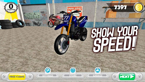 Speed Rider – Moto Game screenshots 5