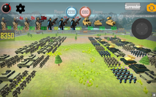 World War III European Wars screenshots 2