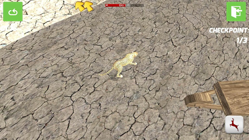 Beautiful Leopard Simulator screenshots 3