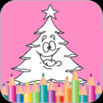 Download Christmas coloring kids  MOD APK Unlimited Money