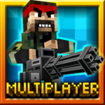 Download Full Pixel Fury: Multiplayer in 3D MOD APK Full Unlimited