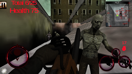 IGI Zombie ChainsawCity Killer screenshots 4