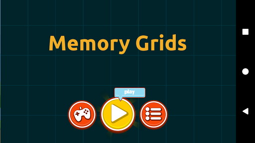 Memory Grids Game screenshots 1