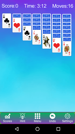 Spider Solitaire Classic screenshots 5