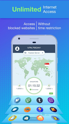Surf VPN Private Internet Access amp IP Changer screenshots 4