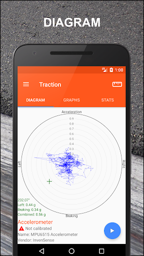 Traction Circle screenshots 1