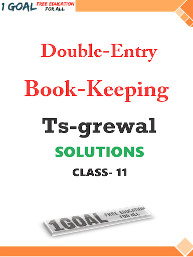 Account Class-11 Solutions TS Grewal 6.0.0 screenshots 1