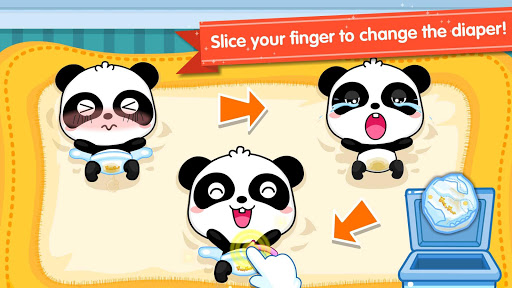 Baby Panda Care 8.25.10.00 screenshots 3