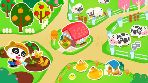 Baby Pandas Farm – Kids farmville 8.25.10.00 screenshots 5