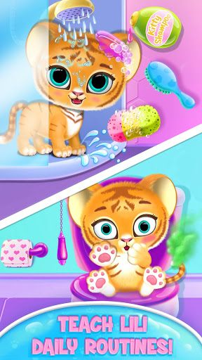 Baby Tiger Care – My Cute Virtual Pet Friend 1.0.89 screenshots 3
