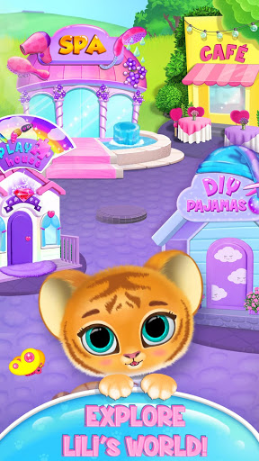 Baby Tiger Care – My Cute Virtual Pet Friend 1.0.89 screenshots 4