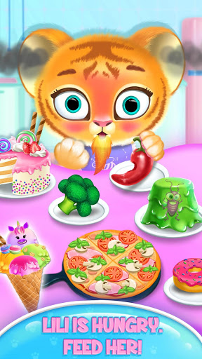 Baby Tiger Care – My Cute Virtual Pet Friend 1.0.89 screenshots 5