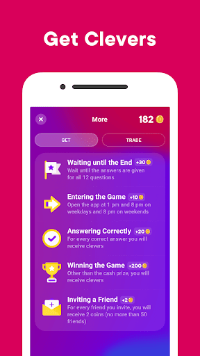 Clever Game with Prizes 2.3.3 screenshots 4