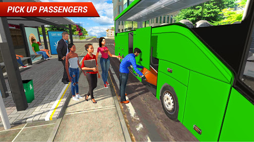 Coach Bus Driving Simulator 2018 2.2 screenshots 1
