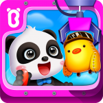 Download Baby Panda's Carnival – Christmas Amusement Park 8.25.10.00 MOD APK Unlimited Cash