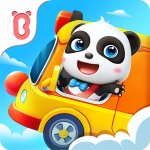 Download Baby Panda's School Bus – Let's Drive! 8.25.10.00 APK MOD Unlimited Cash