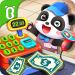 Download Baby Panda's Supermarket-Halloween Party Shopping 8.25.10.00 APK MOD Unlimited Money