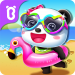 Download Baby Panda's Vacation 8.25.10.00 MOD APK Unlimited Cash