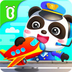 Download Full Baby Panda's Airport 8.26.00.04 APK MOD Full Unlimited