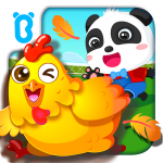 Download Full Baby Panda's Farm – Kids' farmville 8.25.10.00 MOD APK Unlimited Gems