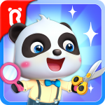 Download Full Baby Panda's Hair Salon 8.25.10.00 MOD APK Full Unlimited
