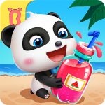 Download Full Baby Panda's Juice Shop 8.25.10.01 MOD APK Unlimited Gems