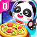 Download Full Little Panda Chef's Robot Kitchen-Kids Cooking 8.25.10.00 APK MOD Unlimited Cash