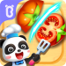Download Full My Baby Panda Chef 8.25.10.00 MOD APK Unlimited Money