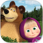 Download Masha and the Bear. Educational Games 2.3 MOD APK Unlimited Gems