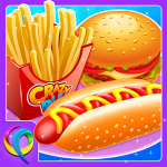Download Street Food – Cooking Game for Kids 1.2.1 APK MOD Unlimited Money