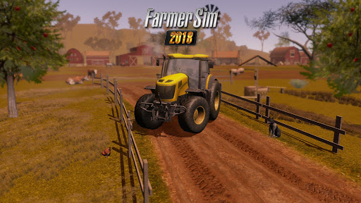 Farmer Sim 2018 1.8.0 screenshots 1