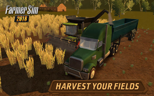 Farmer Sim 2018 1.8.0 screenshots 5